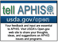 USDA - APHIS - Newsroom