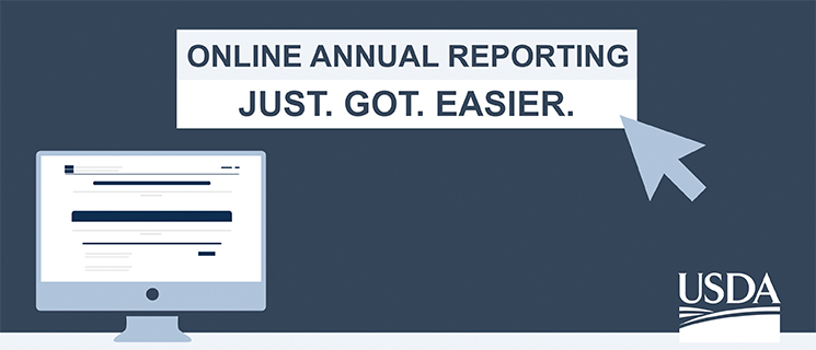 USDA Animal Care Launches Online Annual Reporting Portal