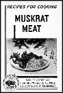 photo of publication on muskrat meat