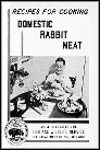 photo of publication on rabbit meat