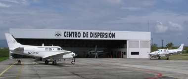 Sterile Fly Dispersion Center Guatemala