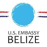 U.S. Embassy of Belize logo