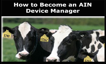 How to become an AIN Device Manager