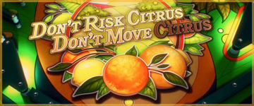 Save Our Citrus Image Ad