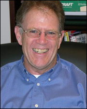 photo of Mark Tobin